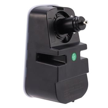 15W Car Wireless Charging Pad Double USB Plug for Volov XC60 XC90 S90 V90 V60