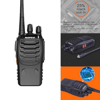2pcs/lot Cheapest Baofeng bf-888s 5W Walkie talkie Handheld Two way Radio BF-888S walkie-talkie transceiver Ricetrasmettitore - DISCOUNT ITEM  30 OFF Cellphones & Telecommunications