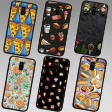 Capinhas de telefone padrão de moda para huawei p9 p10 p20 p30 p40 lite por psmart 2019