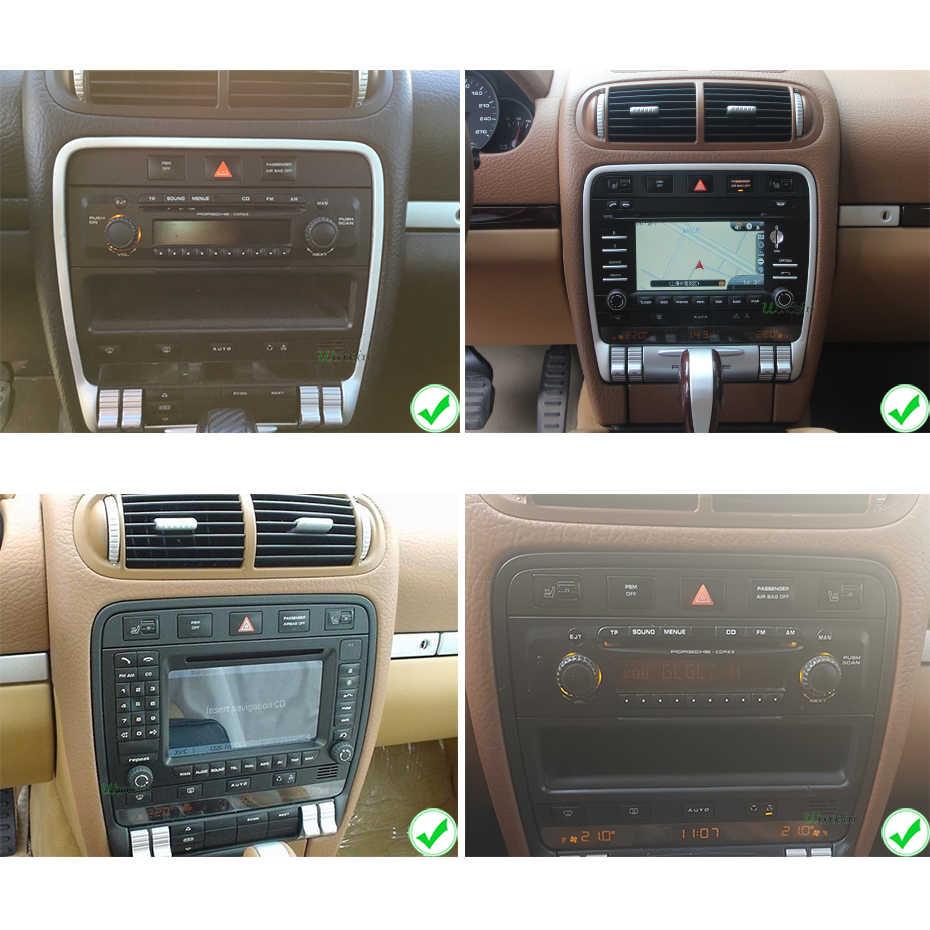 DSP ips Android 9,0 64G Автомобильный DVD Мультимедиа gps для Porsche Cayenne 2003-2010 & Cayenne S 2003-2010 & Cayenne GTS 2003-2010