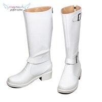 Free Shipping! DIABOLIK LOVERS Sakamaki Subaru Halloween Cosplay Boots Cosplay Shoes
