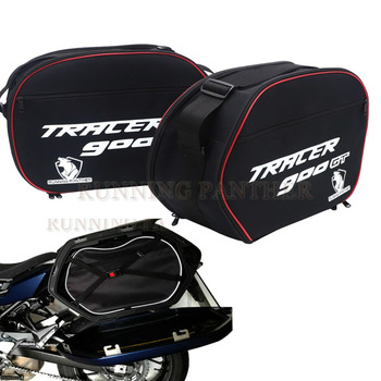 Motorcycle Bag Saddle Inner Bags luggage bags For YAMAHA TRACER 900GT TRACER 900GT CITY 2018 2019