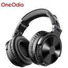 Oneodio Pro-C Drahtlose Kopfhörer Mit Mikrofon 80H Spielzeit Bluetooth 5,0 Faltbare Tiefe Bass Stereo Kopfhörer Für PC telefon