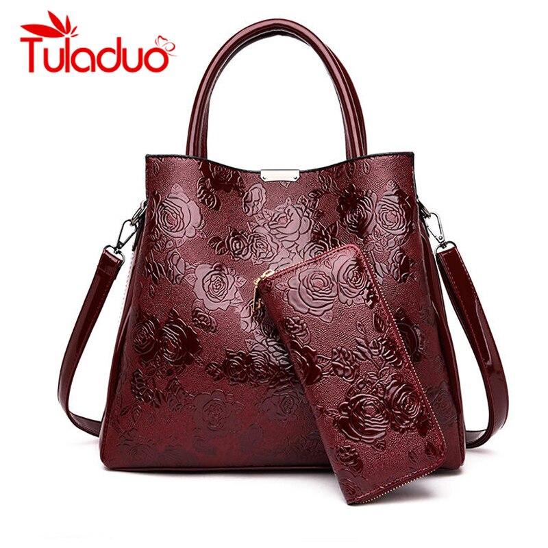 Qualidade em Relevo Bolsas de Senhoras Bolsas de Mão Marca sobre Bolsas de Ombro Alta Flor Bolsa Feminina Floral Designer Famosa