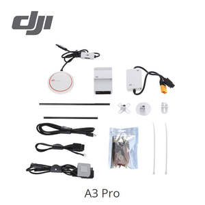 DJI Controllers Flight Pro A3 with Assistant 2-Compatible Configuration GNSS Precise