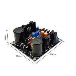 Image 3 - Lusya LM317 LM337 Servo Rettifica Filtro Scheda di Alimentazione AC a DC Filtro di Alimentazione G12 012