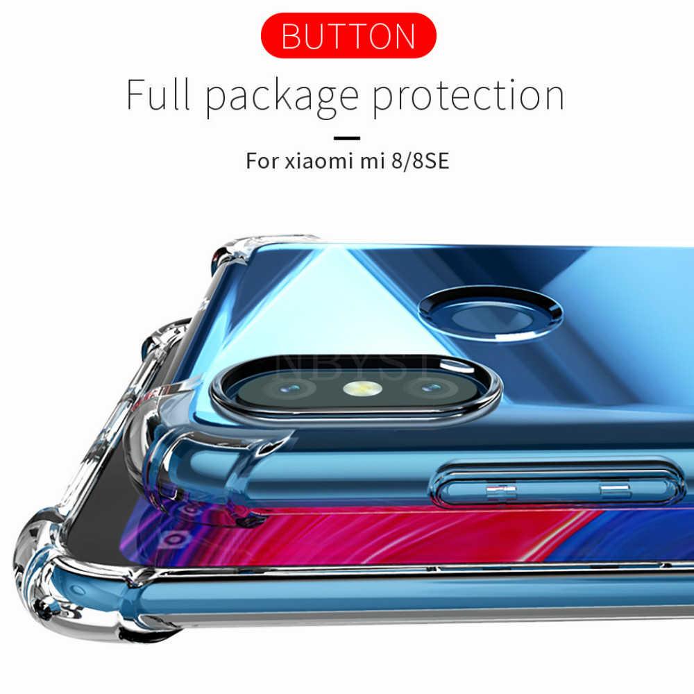 لينة TPU حقيبة لهاتف xiaomi هاتف محمول mi Note 10 9T CC9 الموالية mi 8 9 SE A1 A2 A3 لايت mi F1 mi X 2S اللعب الأحمر mi K30 K20 8 8A ملاحظة 8 8T برو