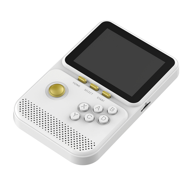 8/16 Bit Handheld Retro konsola do gier 512M  64G dla NES  MAME  MD  GBA  SFC Arcade ręczny Retro konsola do gier Vooruitgang