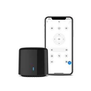 Image 3 - Broadlink RM4C מיני חכם בית אוטומציה חכם WiFi IR מרחוק בקר עבור Google בית עובד עם Alexa