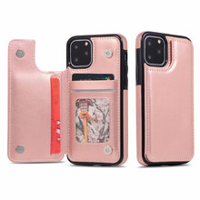 Luxurry Flip Leather Case sFor iPhone 11 Pro Max Cover For 11Pro Fashion Wallet Card Phone Bags Fundas