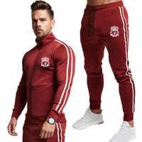 2019 новая футболка Liverpool одежда толстовка унисекс 3D с принтом Повседневная одежда в стиле «хип-хоп», Толстовка Спортивная одежда