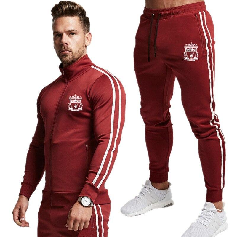 2019 New Liverpool Jersey Clothing Sweatshirt Unisex 3D Printed Casual Hip Hop Sweatshirt Sportswear