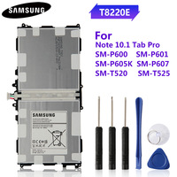 Original Tablet batería T8220E T8220C T8220U T8220K para Samsung Galaxy SM-P601 P600 T520 T525 P605 P607T Nota 10,1 de 2014 de 8220mAh