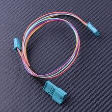 Автомобильный Внутренний провод DWCX NBT, сенсорный контроллер, ЭБУ, сплиттер, кабельный адаптер, подходит для автомобилей BMW F10 F10 F18 F20 F30 F06 F12 F12 ...