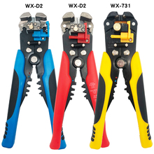 Automatic Stripping Pliers WX-D2 Cable Cutter Multifunctiona Pressing Terminal 0.2 - 6mm Electrician Repair Tools