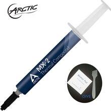 ARCTIC MX-2 4g AMD Intel процессор процессорный кулер вентилятор охлаждения термопаста VGA составной радиатор штукатурка паста охлаждения