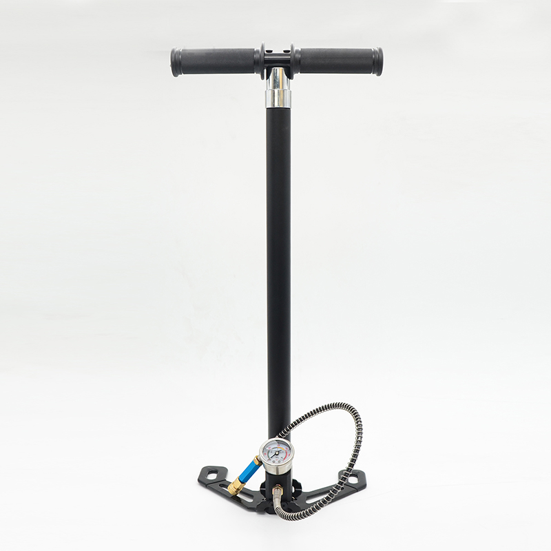 Paintball Air Rilfe 4500 PSI 300 Bar 4 Stage Air Filling PCP Hand Pump