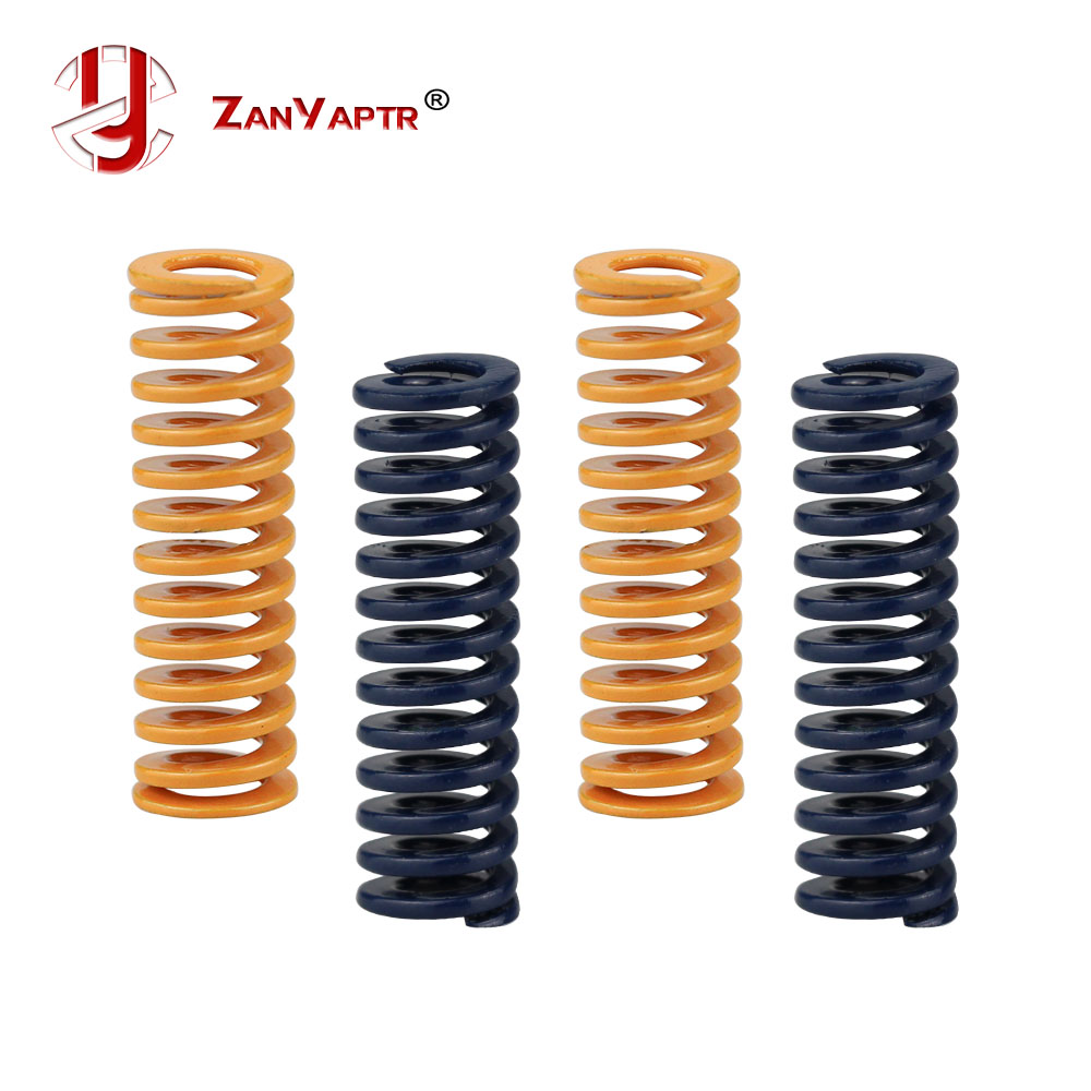 3D Printer Parts Spring For Heated bed MK3 CR-10 hotbed Imported Length 20/ 25mm OD 8 /10mm For 3D Printer