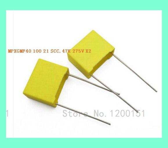 MPXGMF40/100/21 SCC.47K 275V X2