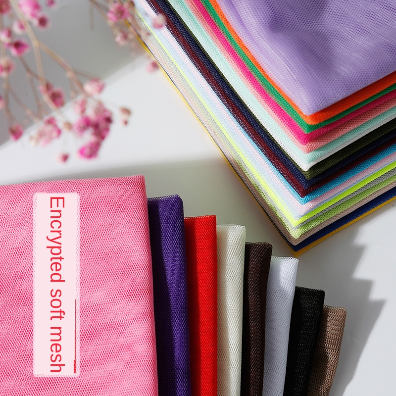 Tulle Fabric, Roupas Hexagonal Mesh Fabric,couture Materiel Accessoires Couture Modern Costume Clothes Spring,