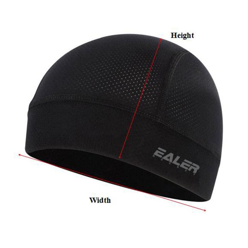 Han Duck SKC300 (2PCS) Performance Hockey Pro Series Ventilated Mesh Skull Cap Headband Sweatband
