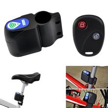 New Bike Bicycle Alarm Lock Motorbike Anti-Theft Cycling Security Alarm Sound Loud Security MTB Steal Lock with Remote Control 58khz shoplifting deterrent security alarm systems supermarket security guard with sound and light alarm 1 set