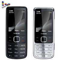 노키아 6700 클래식 6700c 3g gps 5mp 6700c 영어/러시아어/아랍어 키보드 지원 원래 잠금 해제 휴대 전화 무료 배송