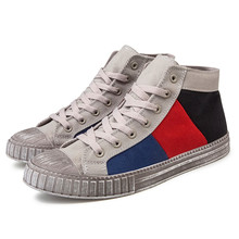 2020 Summer Newest Fashion Men Casual Shoes Vintage Canvas S