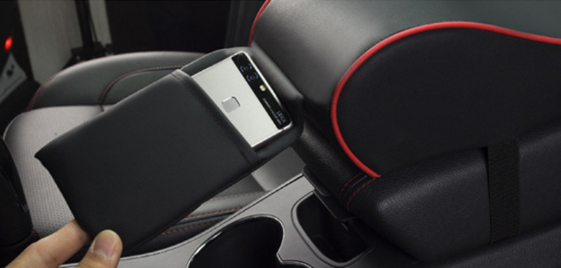 Universal Car Armrest Arm Rest Centre Console For Seat Arosa Altea Exeo Cordoba
