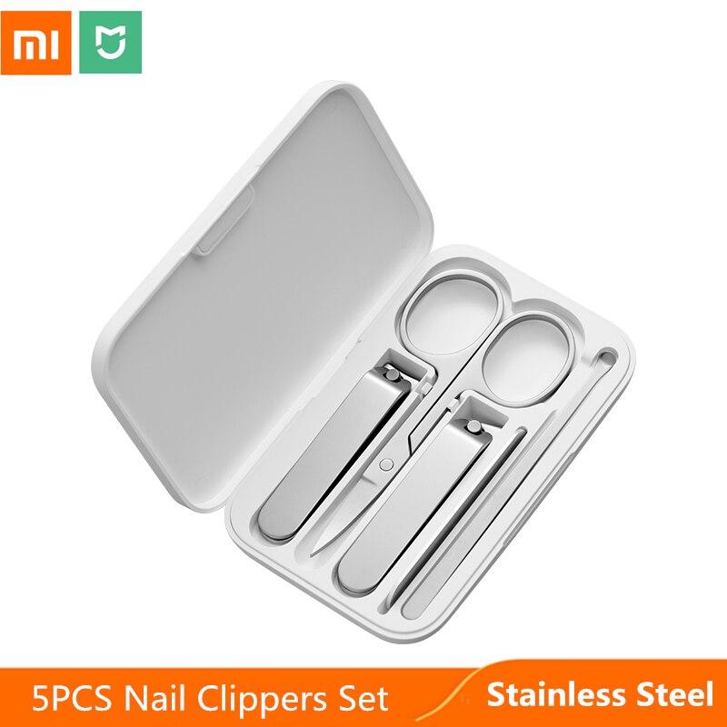 Zestaw do paznokci Xiaomi mijia 5pcs za $9.50 / ~39zł