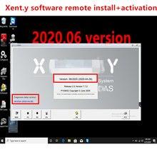 Versão mais recente 2020.12 xentry software instalar e ativação remoto win10 64bit profissão sistema mb estrela sd c4/c5/c6 software