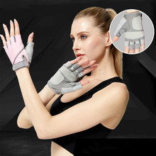 Sports-Gloves Weightlifting Running for Jogging Cycling Gym Fitness Nonslip Half-Finger
