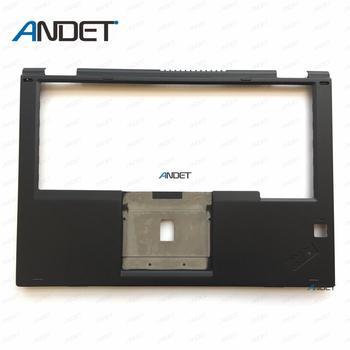 New For Lenovo ThinkPad Yoga 260 Palmrest Cover Keyboard Bezel Upper Case with Finger Hole Black Silver AM1EY000100 AM1EY000110