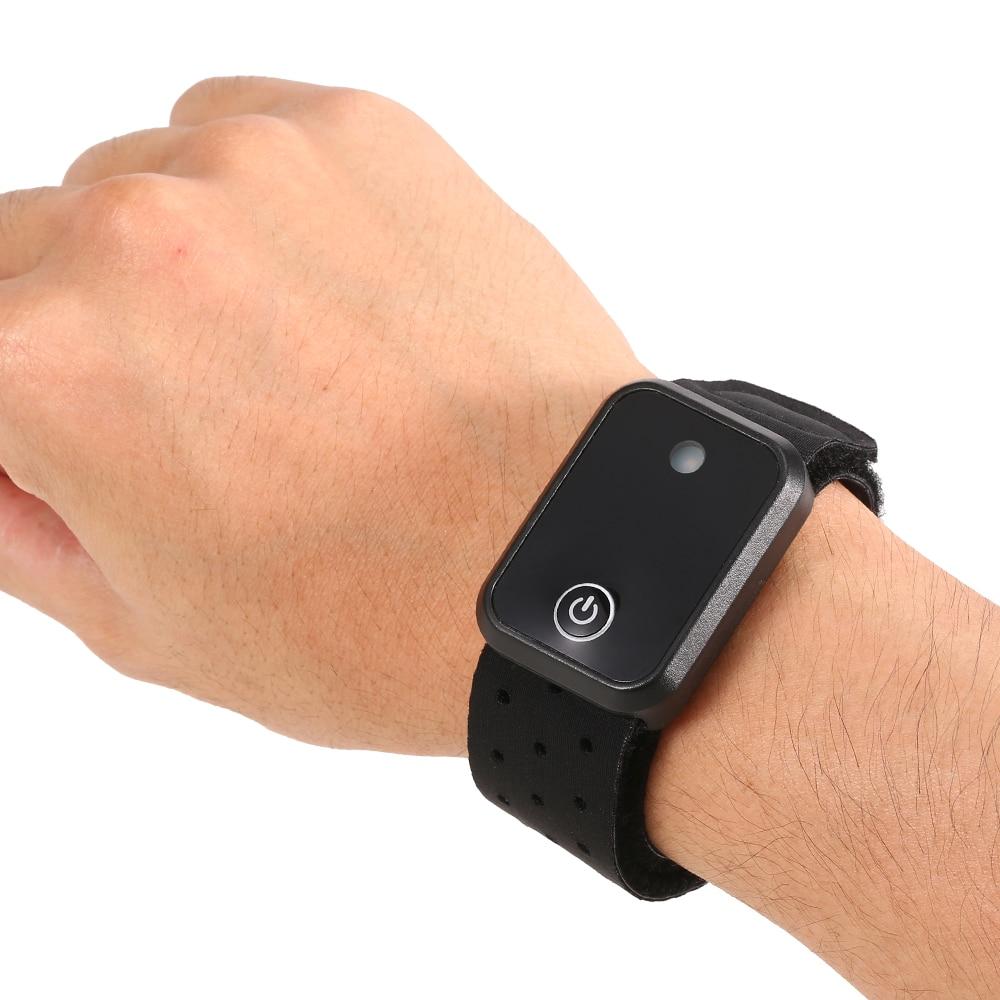 Moniteur de fréquence cardiaque bras sangle coureur cyclisme Fitness Bracelet Tracker moniteur de fréquence cardiaque brassard ANT +/BT Double Mode - 3