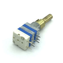 5Pcs  VOL/SQL 2 in 1 Noise Silencing And Volume Switch For FT-8900R FT-8800R FT-8900