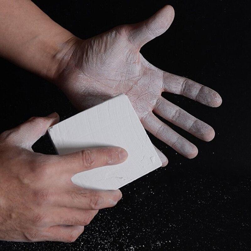Gymnastic Gym Magnesium Carbonate Chalk Block Weight Lifting Anti-Skid Powder