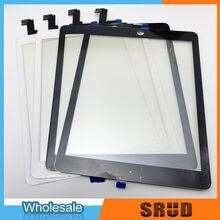 """10 шт 97 """"сенсорный дигитайзер стекло для ipad 6 a1566"""