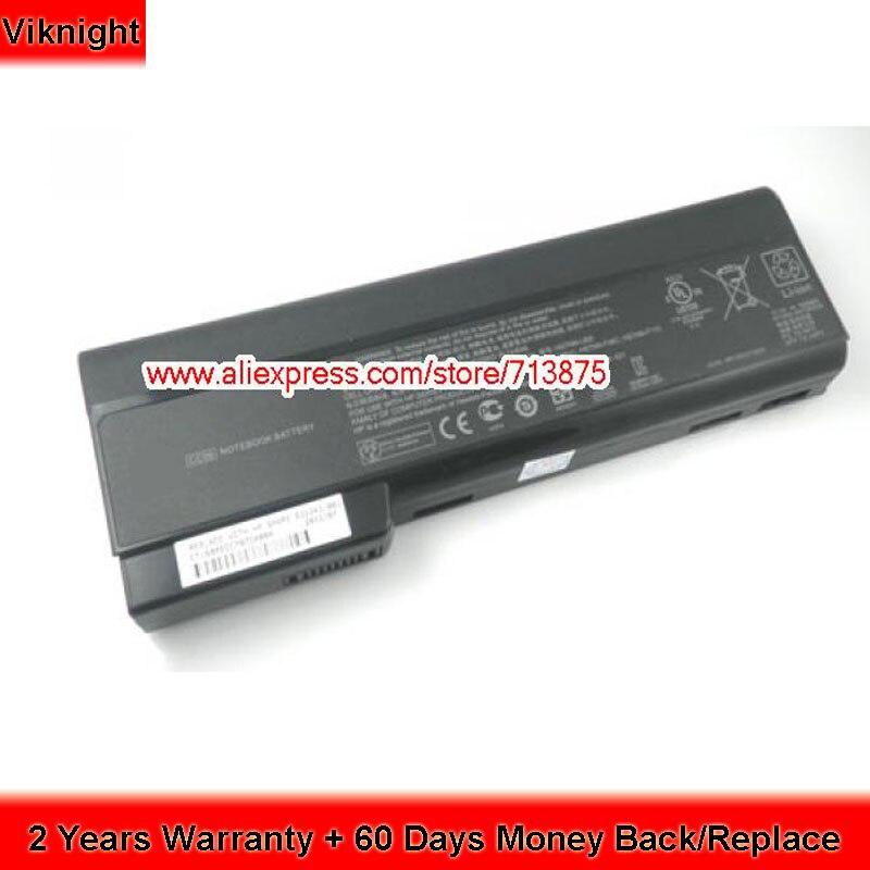 Véritable BB09 CC06 HSTNN-CB2F QK639AA Batterie Pour Hp EliteBook 8460p 8460w 8560p 6360b