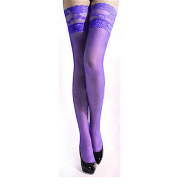 Stay Up Thigh-High Tight Stocking 10