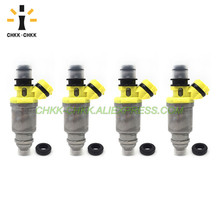 CHKK-CHKK 23250-74040 23209-74040 fuel injector for TOYOTA MR2 / Celica / RAV4 2.0L 3S-FE 2.2L 5S-FE цена