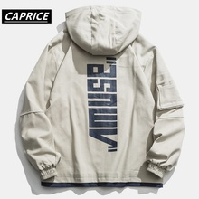 Casual Windbreaker Tactical Jacket Mens 2019 Autumn Bomber Overcoat Vintage Outwear Hip Hop Baseball Jackets