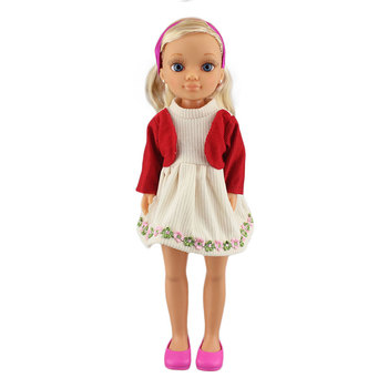 2020 New Fashion Dress Clothes Fit With 43cm FAMOSA Nancy Doll (Doll and shoes are not included), Doll Accessories image
