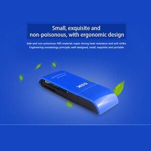 Image 2 - SSK lecteur de cartes mémoire 2 en 1 USB 3.0 (SCRM331), lecteur de cartes mémoire haute vitesse, SD/ Micro SD/SDXC/TF