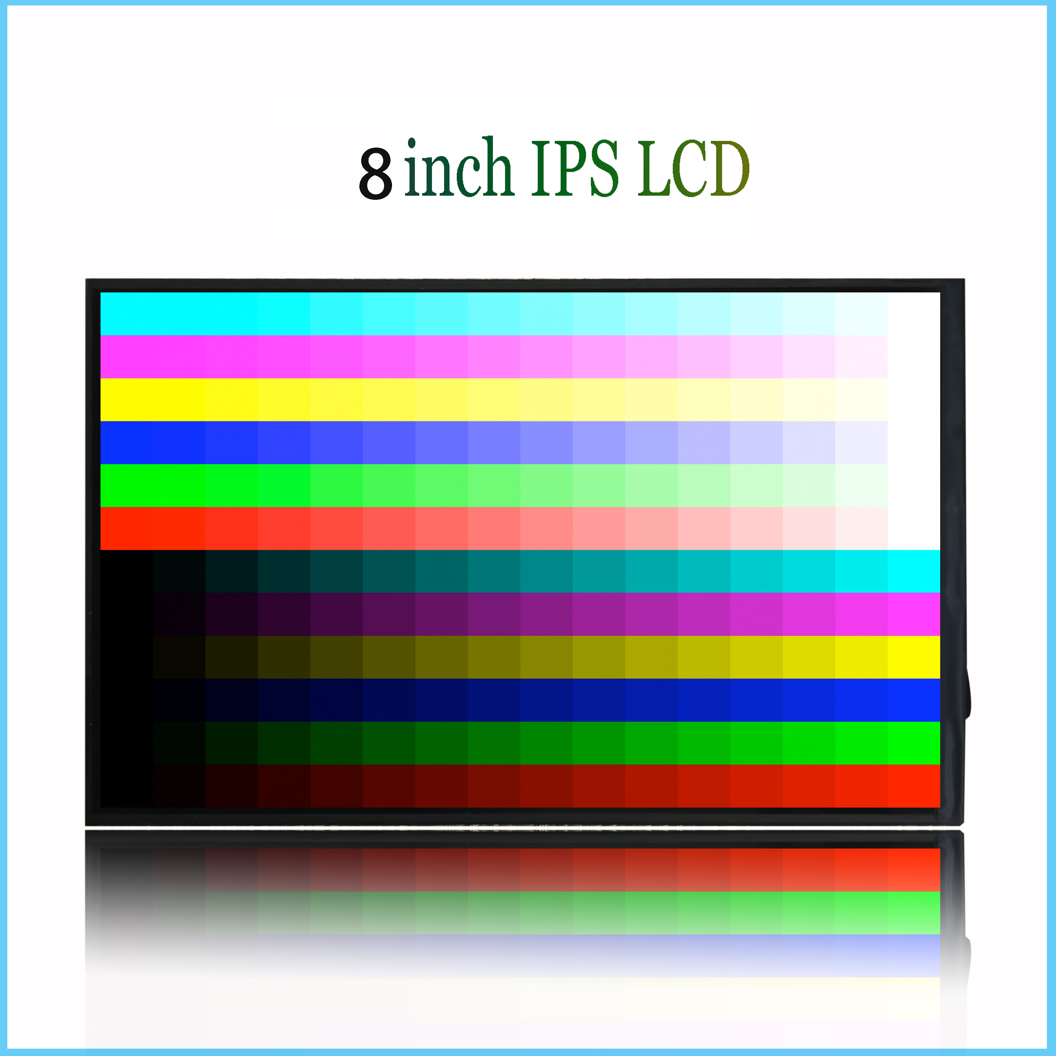 "New LCD display Matrix for 8""Digma Plane 8549S 4G PS8162PL TP0091T0B000007S LCD Screen panel Module Replacement Free shipping