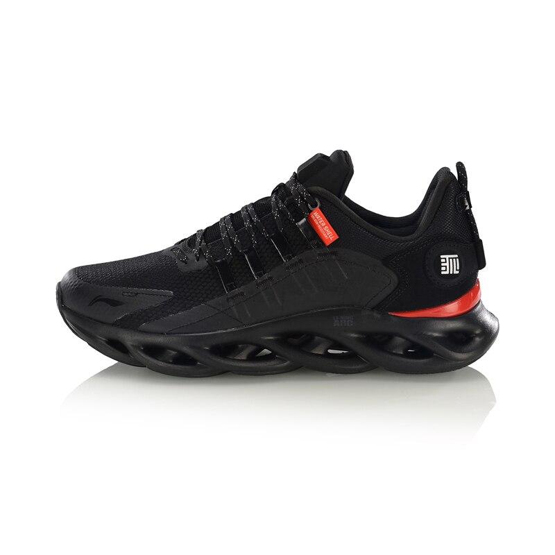 Li-Ning Men LN ARC Cushion Running Shoes Wearable Waterproof LiNing li ning WATER SHELL Sport Shoes Sneakers ARHP245 ARHR193 9