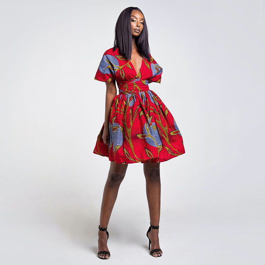 @Layla African Dress