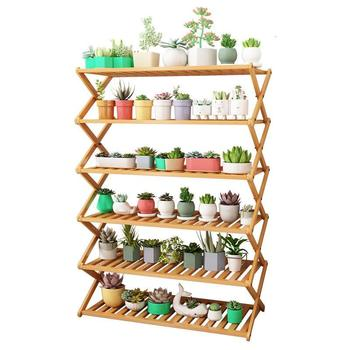 Estanteria Escalera Rack Estante Flores For Repisa Mueble Para Plantas Balcony Stojak Na Kwiaty Shelf Outdoor Flower Stand