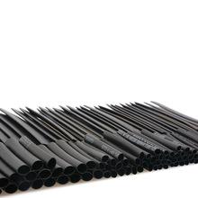 Kabel elektryczny samochód zestawy Tube rurki termokurczliwe Wrap rękawem różne mieszane kolor zestaw do zaginania drutu rurek zestawy układy wydechowe tanie tanio Polyolefin Heat Shrink Tube