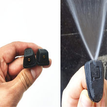 2 stücke Auto Washer Wischer Wasser Spray Düse für lancia ypsilon 2003 2006 y(840A)2001 2003