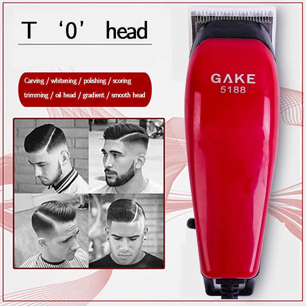 Электрическая машинка для стрижки волос, 5 мл, для взрослых и детей, набор триммеров, бритвенная головка, машинка для стрижки волос #50